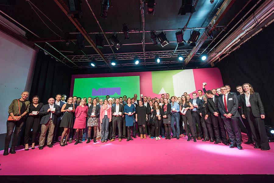 Marketing Intelligence Award MIIA 11.10.2016 Arena Berlin