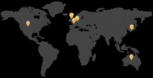 Welt Karte Google Trusted Stores