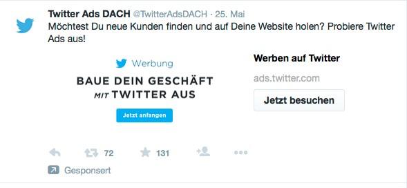 twitter ad screenshot