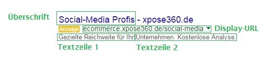 Text Beispiel