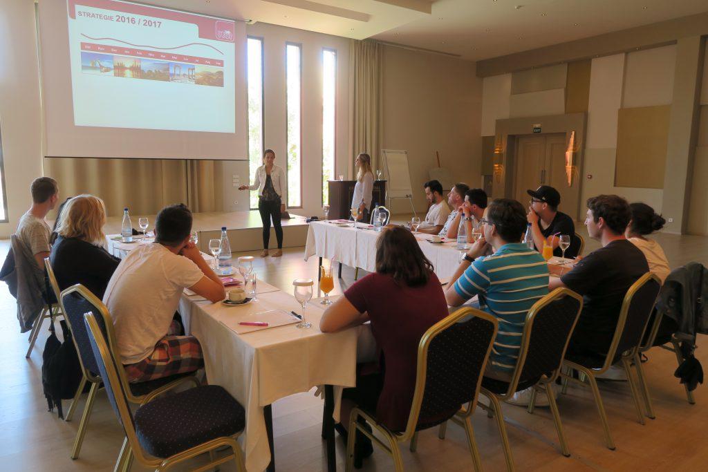 Publisher Event Workshop