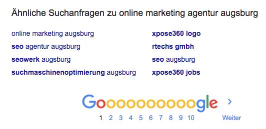 Suchergebnis xpose360 - Ähnliche Suchanfragen