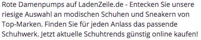 Description von ladenzeile.de