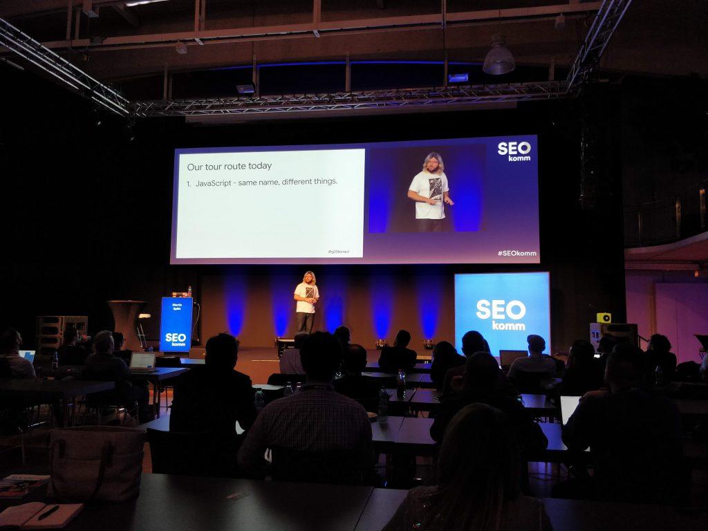 JavaScript SEO - a guided tour - Martin Splitt