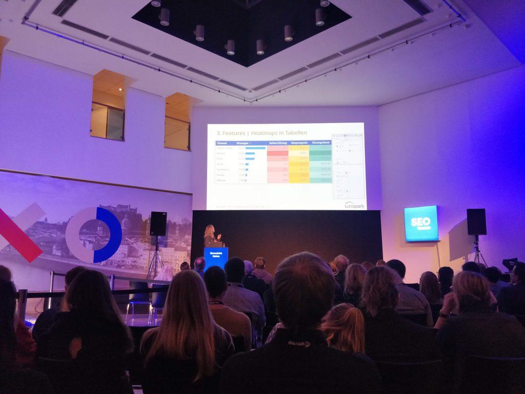 Google Data Studio Hacks & SEO Dashboards - Bernadette Hohns