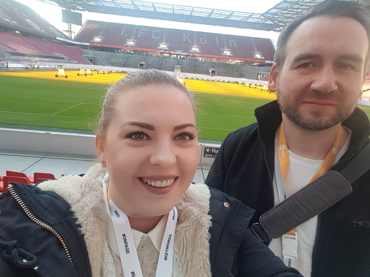 xpose360 auf dem SEODAY 2018 in Köln